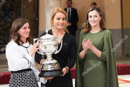 National Sports Awards, Madrid