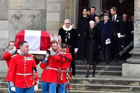 Funeral of Prince Henrik, Copenhagen