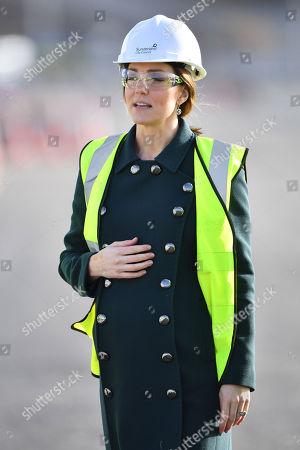 Duke and Duchess of Cambridge visit to Sunderland
