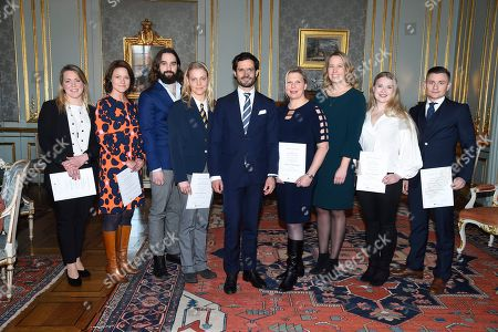 Scholarship Award from the Prince Bertil and Princess Lilian Sports Foundation, Stockholm
