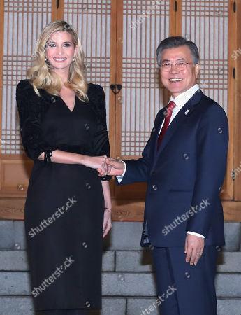 Ivanka Trump visits South Korea