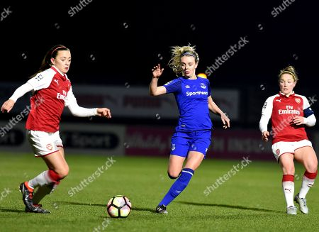Arsenal Women v Everton Ladies