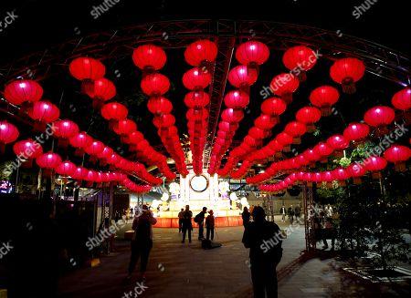 Chinese New Year Lantern Festival, Sydney