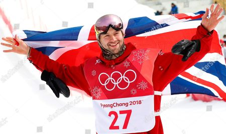 PyeongChang Winter Olympic Games, Snowboard, Men's Big Air