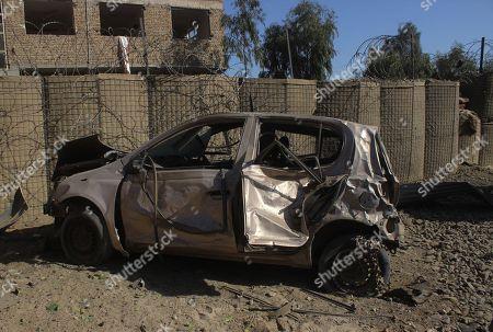 Car bomb attack, Lashkar Gah