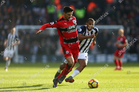West Bromwich Albion v Huddersfield Town