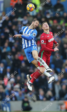 Brighton and Hove Albion v Swansea City
