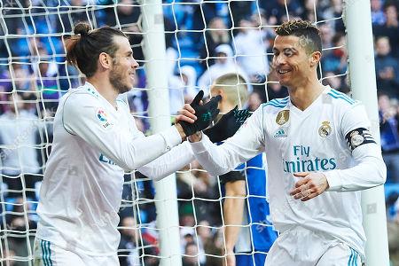 Real Madrid v Deportivo Alaves