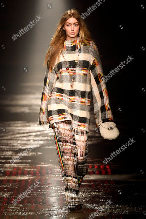 Missoni show, The Collection, Milan Fashion Week