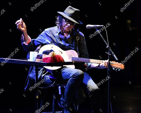 Sixto Diaz Rodriguez in concert at Parker Playhouse, Fort Lauderdale